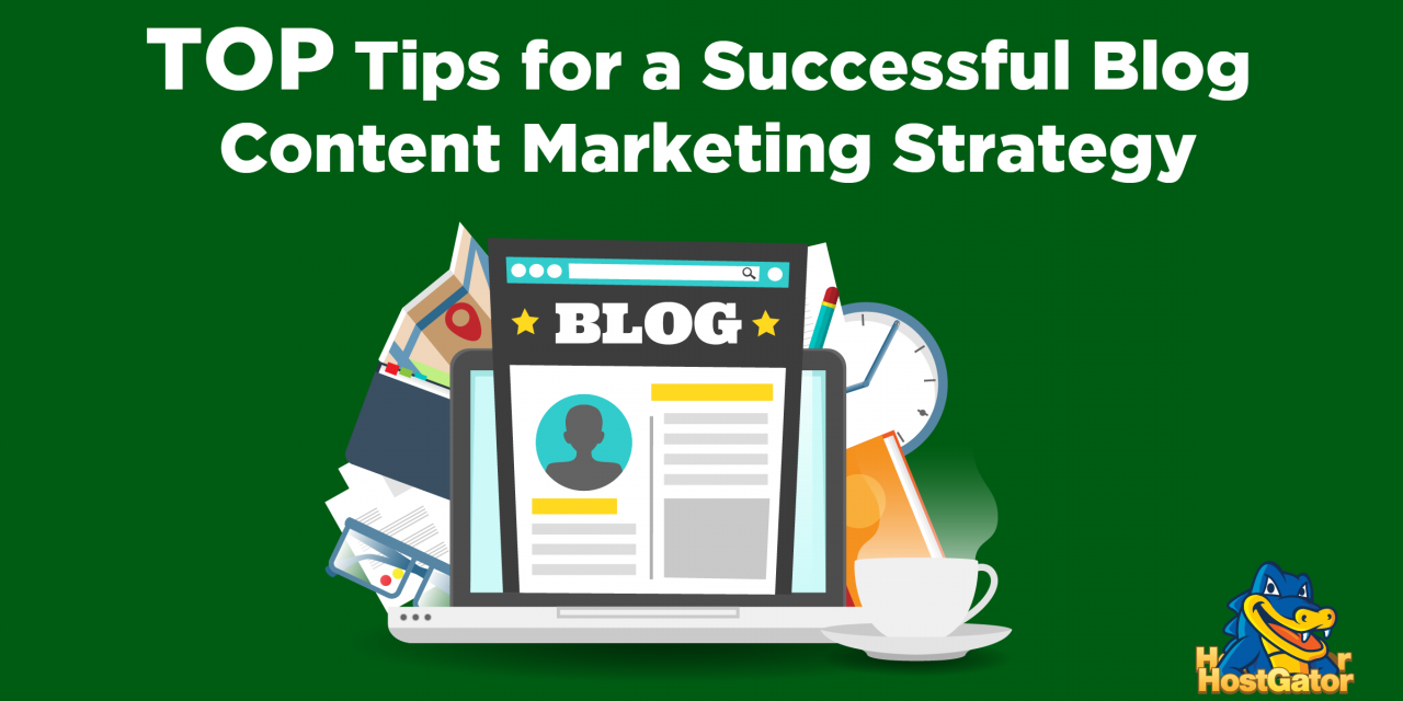 How to create a good Content Marketing strategy for your blog