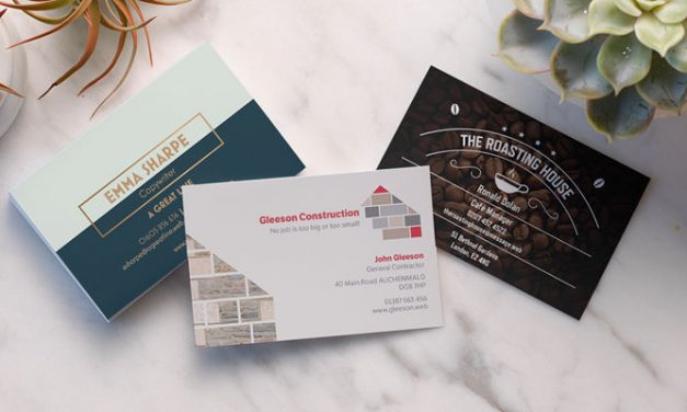 Business Card: 10 Tips for A Striking Business Card
