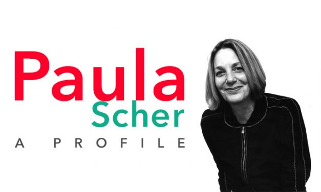 Paula SCHER Graphic Designer Biography and Work