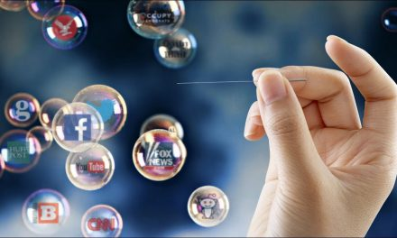"What is the Internet and how does the ""filter bubble"" work?"