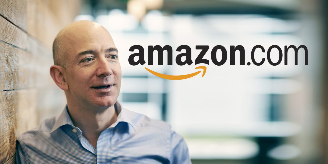 5 business lessons by Jeff Bezos founder of Amazon