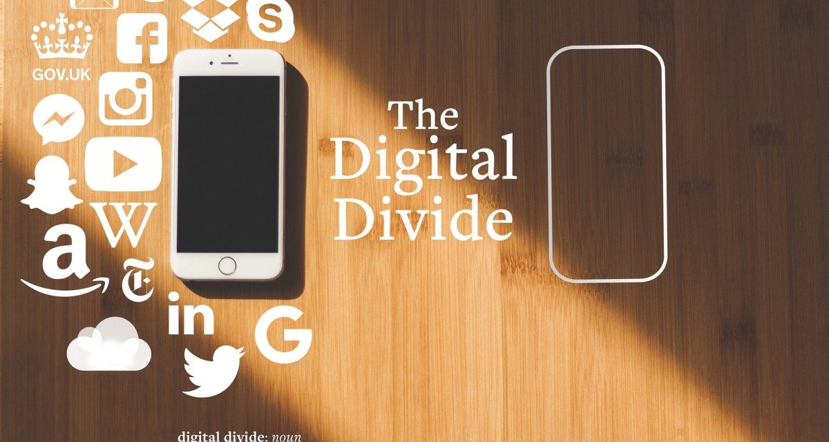 Intercepting The Digital Divide