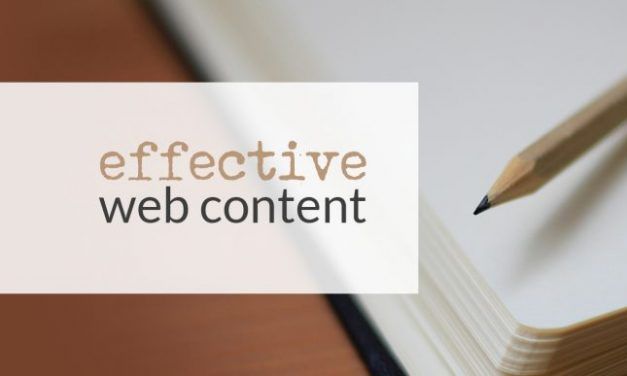 Tips for Effective Web Content Writing