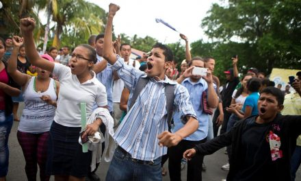 News of the day: Social political crisis in Nicaragua