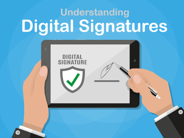 What are the differences between electronic signature, digital signature and digital certificate?