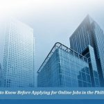 Things to Know Before Applying for Online Jobs in the Philippines