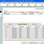 Record  Loan Payment: QuickBooks Loan Manager!